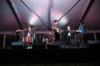 Staging and sound equipment rentals for bands